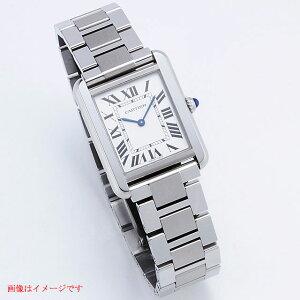 カルティエタンクソロSMW5200013レディース(0066CAAN0336)【新品】【腕時計】【送料無料】