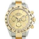 【60回払いまで無金利】ロレックス コスモグラフ デイトナ 116503 シャンパン メンズ(0SXCROAU0004)【中古】【腕時計】【送料無料】
