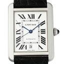 カルティエ タンクソロ XL W5200027 メンズ(0066CAAN0618)【新品】【腕時計】【送料無料】