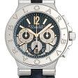 ブルガリ ディアゴノ カリブロ303 限定500本 DG42C3SWGLDCH メンズ(7UBVU000008)【中古】【腕時計】【送料無料】