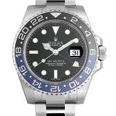 ロレックス GMTマスターII 116710BLNR メンズ(02RPROAN0009)【新品】【腕時計】【送料無料】