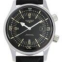 ロンジン レジェンド ダイバー デイト L3.674.4.50.0 メンズ(006MLGAN0005)【新品】【腕時計】【送料無料】