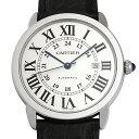 カルティエ ロンド ソロ ドゥ カルティエ XL W6701010 メンズ(0066CAAN0641)【新品】【腕時計】【送料無料】