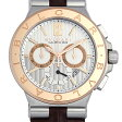 ブルガリ ディアゴノ カリブロ303 DG42C6SPGLDCH メンズ(S-DG42C6SPGLDC)【未使用】【腕時計】【送料無料】