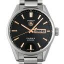 タグホイヤー カレラ キャリバー5 デイデイト WAR201C.BA0723 メンズ(0039THAN0028)【新品】【腕時計】【送料無料】