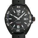 タグホイヤー フォーミュラ1 フルブラック WAZ2115.FT8023 メンズ(007NTHAN0121)【新品】【腕時計】【送料無料】