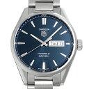 タグホイヤー カレラ キャリバー5 デイデイト WAR201E.BA0723 メンズ(004UTHAN0220)【新品】【腕時計】【送料無料】
