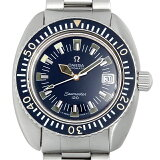 【4月29日9:59まで エントリーでポイント10倍】オメガ シーマスター 120 ディープブルー 166.073 メンズ(009MOMAA0005)【アンティーク】【腕時計】【送料無料】
