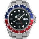 SALE ロレックス GMTマスター 赤青ベゼル U番 16700 メンズ(008WROAU0123)【中古】【腕時計】【送料無料】