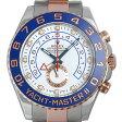 ロレックス ヨットマスターII 116681 メンズ(08BUROAU0001)【中古】【腕時計】【送料無料】