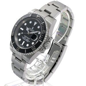 ロレックスサブマリーナデイトランダムシリアル116610LNメンズ(04C3ROAU0001)【中古】【腕時計】【送料無料】