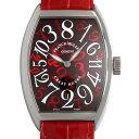フランクミュラー トノーカーベックス クレイジーアワーズ 7851CH OG メンズ(008WFRAU0066)【中古】【腕時計】【送料無料】