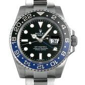ロレックス GMTマスターII 116710BLNR メンズ(03GFROAU0004)【中古】【腕時計】【送料無料】