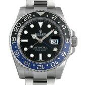 ロレックス GMTマスターII 116710BLNR メンズ(0014ROAU0077)【中古】【腕時計】【送料無料】