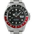 ロレックス GMTマスターII 赤黒ベゼル W番 16710 メンズ(008WROAU0147)【中古】【腕時計】【送料無料】