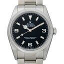 ロレックス エクスプローラーI V番 114270 メンズ(007UROAU0191)【中古】【腕時計】【送料無料】