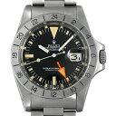 ロレックス エクスプローラーII 58番 1655 メンズ(008FROAA0005)【アンティーク】【腕時計】【送料無料】