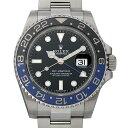 ロレックス GMTマスターII 116710BLNR メンズ(07T3ROAU0002)【中古】【腕時計】【送料無料】