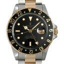 ロレックス GMTマスター 93番 16753 ブラック メンズ0AIMROAU0001