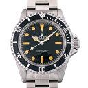 ロレックス サブマリーナ 75番 5513 メンズ(0ASOROAA0001)【アンティーク】【腕時計】【送料無料】