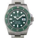 ロレックス サブマリーナ デイト ランダムシリアル 116610LV メンズ(0014ROAU0089)【中古】【腕時計】【送料無料】