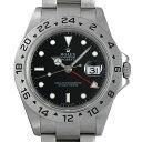 ロレックス エクスプローラーII Z番 16570 メンズ(008WROAU0161)【中古】【腕時計】【送料無料】