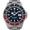 ロレックス GMTマスターII 赤黒ベゼル E番 16710 メンズ(0B7JROAU0001)【中古】【腕時計】【送料無料】