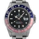 ロレックス GMTマスター 赤青ベゼル T番 16700 メンズ(0BDEROAU0003)【中古】【腕時計】【送料無料】