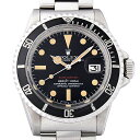 ロレックス サブマリーナ デイト 30番 1680 フチなし メンズ(0BUJROAA0001)【アンティーク】【腕時計】【送料無料】