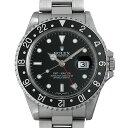 ロレックス GMTマスター 黒ベゼル X番 16700 メンズ(006XROAU0460)【中古】【腕時計】【送料無料】