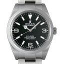 ロレックス エクスプローラー ランダムシリアル 214270 メンズ(0BCCROAU0003)【中古】【腕時計】【送料無料】