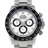 【4月29日9:59まで エントリーでポイント10倍】ロレックス コスモグラフ デイトナ 116500LN ホワイト メンズ(0CQ5ROAU0001)【中古】【腕時計】【送料無料】