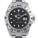 ロレックス エクスプローラーII G番 16570 ブラック メンズ(006TROAU0005)【中古】【腕時計】【送料無料】