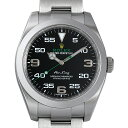 【8月18日10時〜7日間限定 ポイント最大10倍】ロレックス エアキング 116900 メンズ(0D09ROAU0002)【中古】【腕時計】【送料無料】