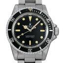 【48回払いまで無金利】ロレックス サブマリーナ Cal.1520 81番 5513 メンズ(0063ROAA0032)【アンティーク】【腕時計】【送料無料】