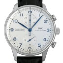 IWC ポルトギーゼ クロノグラフ IW371446 メンズ(008WIWAU0065)【中古】【腕時計】【送料無料】