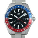 タグホイヤー アクアレーサー キャリバー7 GMT WAY201F.BA0927 メンズ(0064THAN0139)【新品】【腕時計】【送料無料】