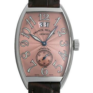 【48回払いまで無金利】フランクミュラー トノーカーベックス リミテッド2000 SS 2851S6 AC メンズ(006XFRAU0126)【中古】【腕時計】【送料無料】