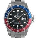 ロレックス GMTマスター 赤青ベゼル 76番 16750 フチなし メンズ08FDROAU0002