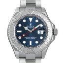 【48回払いまで無金利】ロレックス ヨットマスター ロレジウム 116622 ブルー メンズ(0GQAROAU0001)【中古】【腕時計】【送料無料】