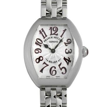 【48回払いまで無金利】フランクミュラー ハートトゥハート 5002SQZJA OAC レディース(0GXBFRAU0001)【中古】【腕時計】【送料無料】