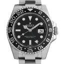 ロレックス GMTマスターII 116710LN メンズ(0C5ZROAN0003)【新品】【腕時計】【送料無料】