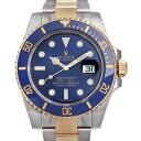 ROLEX(ロレックス) サブマリーナ デイト 116613LB ブルー/Blue 新品 メンズ