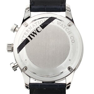 IWCポルトギーゼクロノグラフIW371445メンズ(015PIWAN0006)【新品】【腕時計】【送料無料】