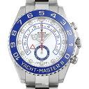 【48回払いまで無金利】ロレックス ヨットマスターII 116680 最新型 メンズ(0050ROAU0095)【中古】【腕時計】【送料無料】