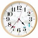 【送料無料】セイコー クロック 掛け時計 ミッキーマウス ミニーマウス 電波 アナログ ミッキー&フ...