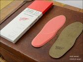 RED WING[レッドウィング] INSOLE SHAPED COMFORT [96317] インソール シェイプト コンフォート / ブーツインソール 中敷 ブーツの履き心地を向上させるフットベッド MEN'S/LADY'S【あす楽対応】