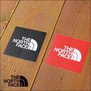 THE NORTH FACE [ザ・ノース・フェイス] TNF STICKER SMALL [NN9719] プリントステッカー MEN'S/LADY'S