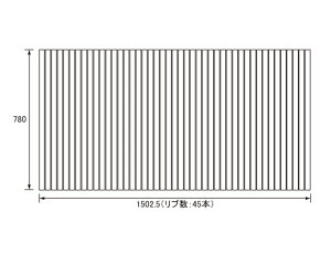 �ѥʥ��˥å�Panasonic(�����Ź��ʥ���ʥ�)��Ϥ�դ�(�դ�դ��ե�ե�)�����դ�GKRX74MN7S1X780×1502.5mm(��ֿ�:45��)