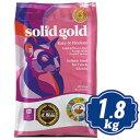 ソリッドゴールド カッツフラッケン 1.8kg 全年齢対応猫用キャットフード SOLID GOLD 【ポイント10倍】 【正規品】